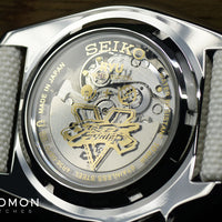 Seiko 5 Sports Street Fighter Series Ryu