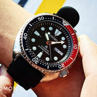 Prospex Turtle 200M Automatic Blue/Red Ref. SRP779J1