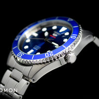 Seiko 5 Sports Active Blue Ref. SRPB89J1