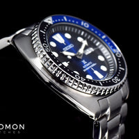Prospex Turtle 200M Automatic Black/Blue Ref. SRPC25J1