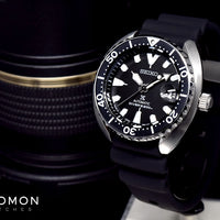 Prospex Turtle Mini 200M Automatic Black Ref. SRPC37J1