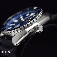 Prospex Turtle Mini 200M Automatic Blue Ref. SRPC39J1
