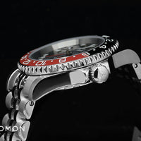 30 ATMOS Black/Red GMT Ceramica - 40mm