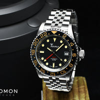 30 ATMOS Dusky GMT Ceramica - 40mm