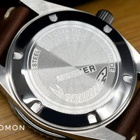 30 ATMOS Giramondo GMT Robin Blue - Limited Edition