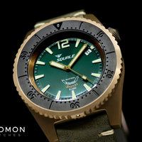 50 ATMOS Bronze Green - Limited Edition