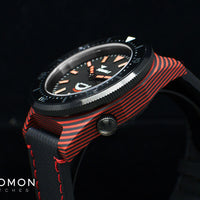 60 ATMOS T-183 Carbon Red - Ltd Ed 150pcs