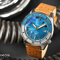 60 ATMOS - Squalematic Blue - 6045/BLU