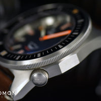 60 ATMOS - Squalematic Satin Black - 6045/SATBLK