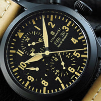 Nav B-Chrono II Black DLC 44mm