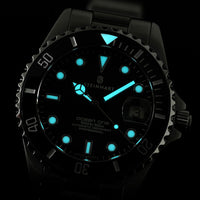 Ocean One 39 Black Ceramic