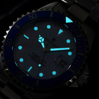 Ocean One 39 Blue Ceramic