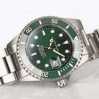 Ocean 1 Double Green Ceramic Premium