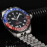 Ocean 39 GMT Blue/Red Ceramic 2
