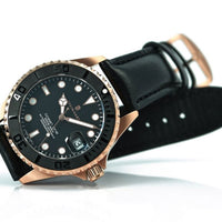 Ocean One 39 Pink Gold Ceramic