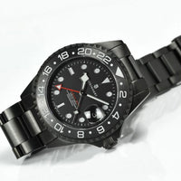 Ocean 1 GMT Black DLC