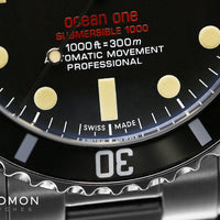Ocean Vintage Red 39 - Gnomon Exclusive