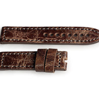 Steinhart Brown Distressed - 22mm (Sizes: S, M)