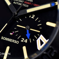 Classico Sommerso DLC 46mm Ref. 9015