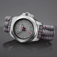 INOX V Gray/Pink 37mm Ref. 241771
