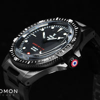 Superman French Air Force Blackout 41mm - Ltd Ed 1948pcs