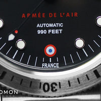 Superman French Air Force Steel 39mm - Ltd Ed 1948pcs