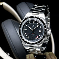 Superman GMT Black 39mm - Bracelet