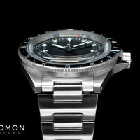Superman GMT Black 41mm - Bracelet