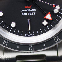 Superman GMT Black/Gray 41mm - Bracelet