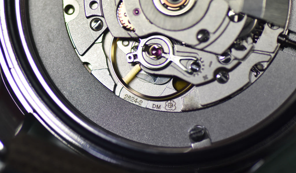 Swiss Made ETA2824-2 Automatic Movement