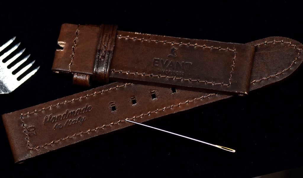 Leather Straps Handmade In Italy