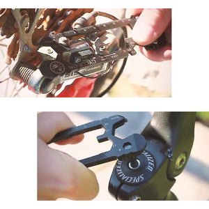 Portable Multi-function Bicycle Repair Tool