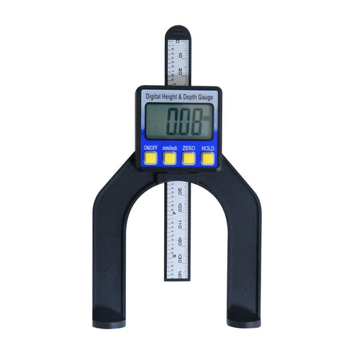 ini Digital Height Depth Gauge