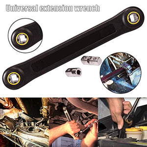 "Jetcloudlive DIY 3/8"" Universal Extension Wrench Automotive DIY Tools for Car Vehicle Auto Replacement Parts"