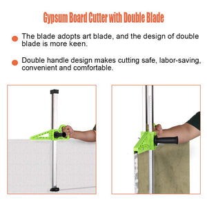 Magical Portable Gypsum Board Cutter