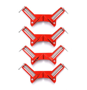 4Pcs 90 Degree Right Angle Corner Holder Clamp