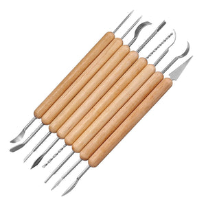 30PCS Clay Sculpting Tools