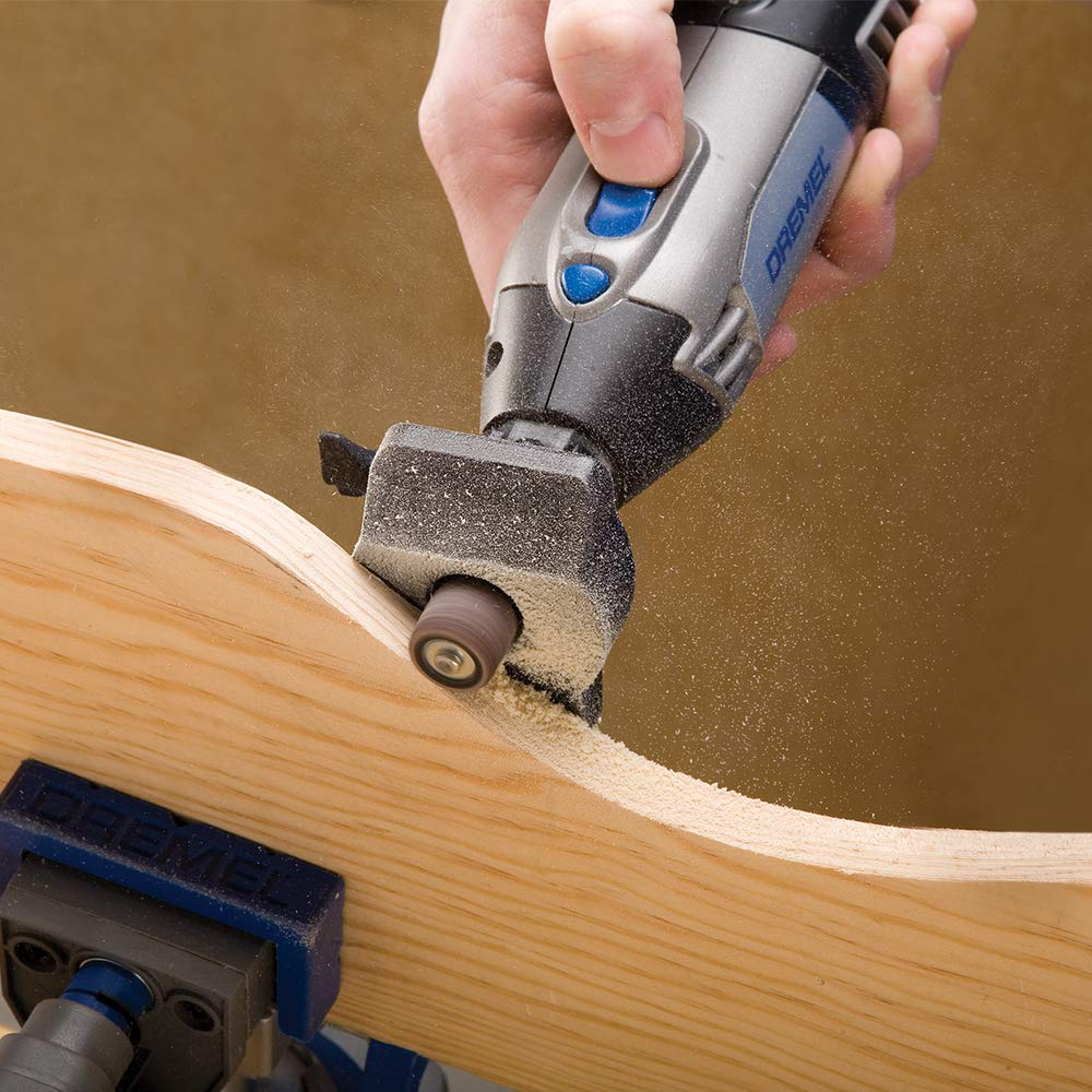 Multi-function Sanding and Grinding Guide Attachment