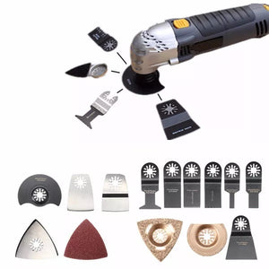 38pcs Saw Blades Oscillating Multitool Set