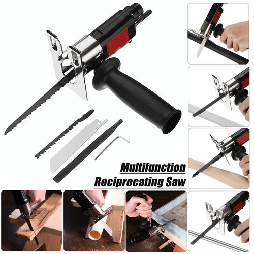 Multifunction Reciprocating Saw Converter