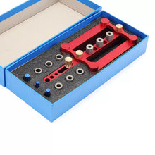 Load image into Gallery viewer, Self Centering Dowelling Jig Metric Dowel 6/8/10mm Drilling Tools