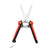 Garden Pruning Shear Stainless Steel Scissors Gardening Plant Scissor Branch Hands Pruner Trimmer Tool for Tree/Flowers Trimming