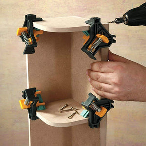 Jetcloudlive 90 Degree Right Angle Clamps-4 Pack