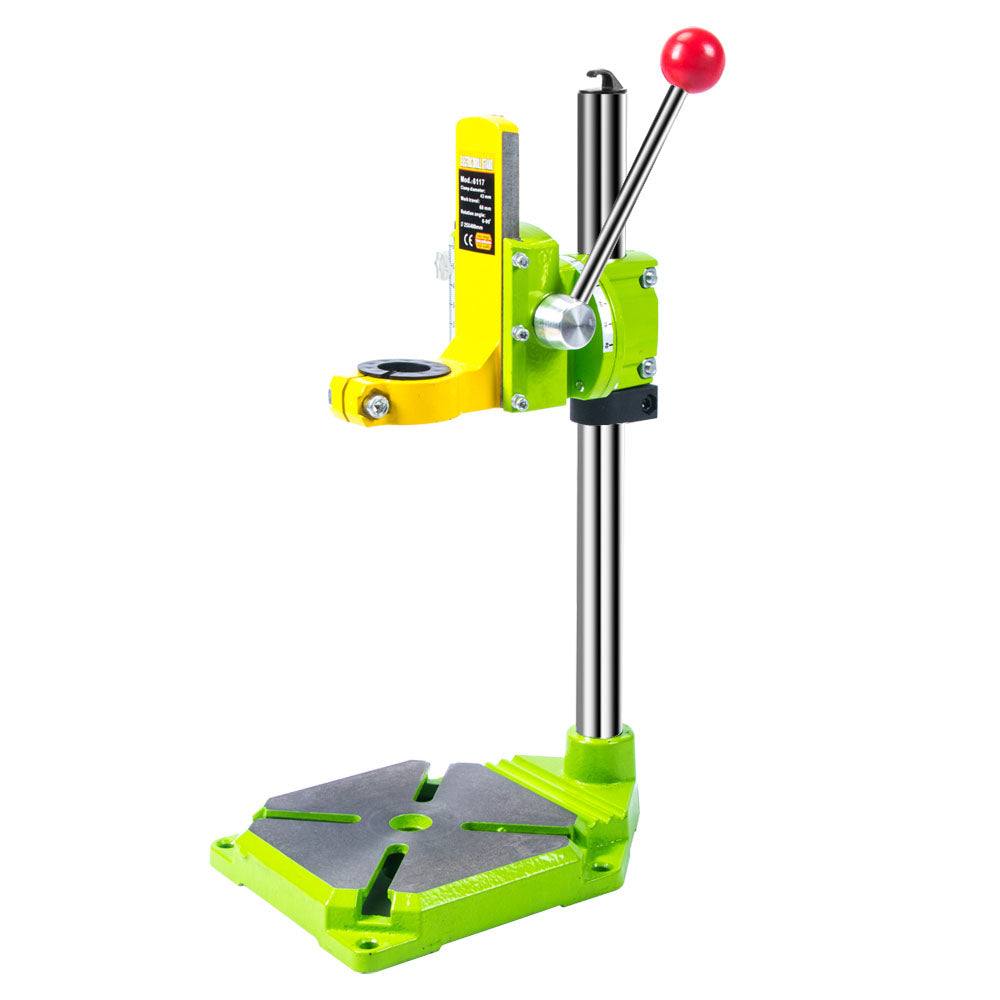Electric Power Drill Press Stand Table for Drills