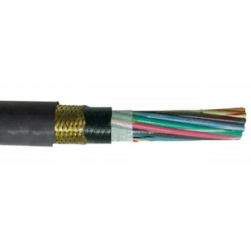 DLSETPOB-4 14 AWG 2 Conductor IEEE 1580 Type LSETPO Power Distribution Cable Class B Strand Bronze Armored