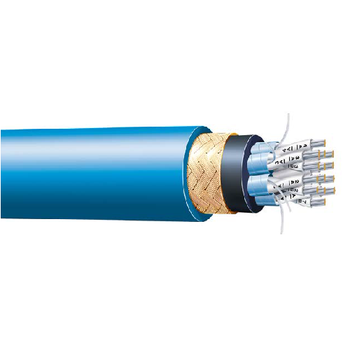 JIS C 3410 Triad 250V RCOP(IS) Shipboard Flame Retardant Instrumentation Cable