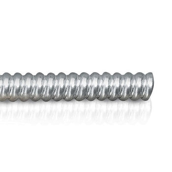 Electri Reduced Wall Flexible Conduits Galvanized Steel Type BR Non-Jacketed