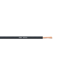 H07V-K Power Cable 4520011E 1 x 1.5 Core and mm² PVC Control Copper Conductor Flexible Black
