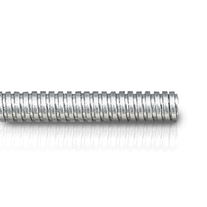 "1/2"" Trade Electri Helically Wound Flexible Conduits Galvanized Steel Type USL Non-Jacketed"