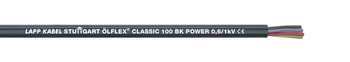 OLFLEX Classic 100 Cable Core mm² Conductor BK 0,6/1 kV
